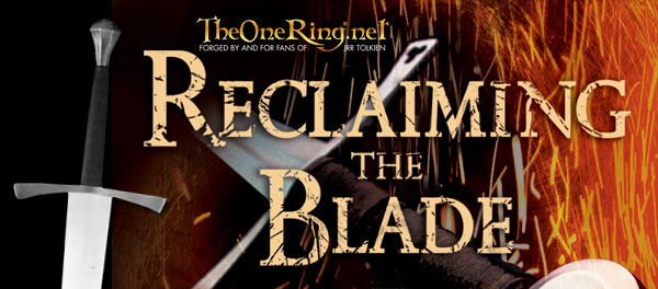 The Reclaiming the Blade Giveaway with TheOneRing.net!
