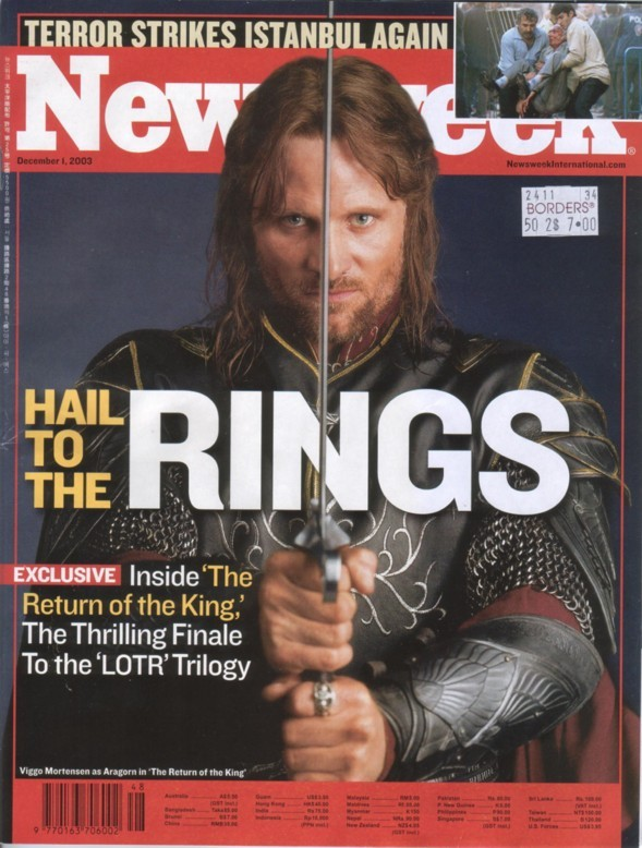 Newsweek Talks ROTK - Aragorn (International Cover) - 589x778, 124kB
