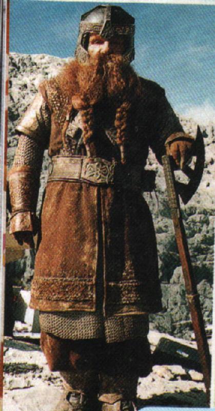 Gimli, Son of Gloin - 419x800, 67kB