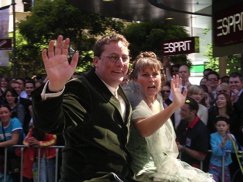 Wellington Premiere Pictures - Richard Taylor - 800x600, 79kB