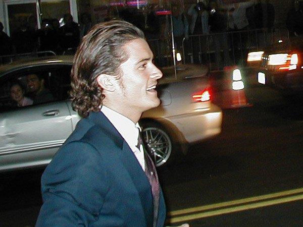 Orlando Bloom at the LA Premiere - 600x450, 53kB