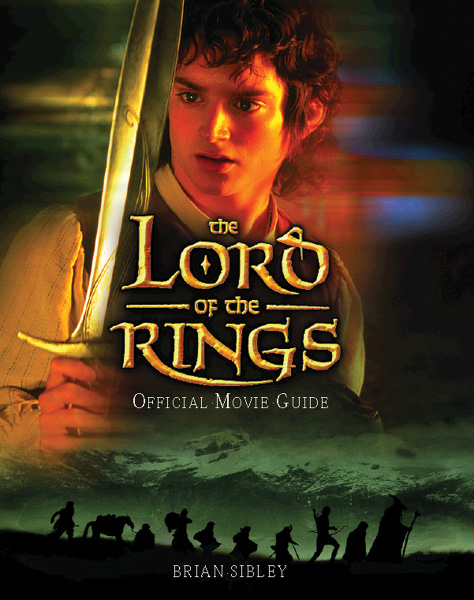 The Lord of the Rings Official Movie Guide - 474x600, 125kB