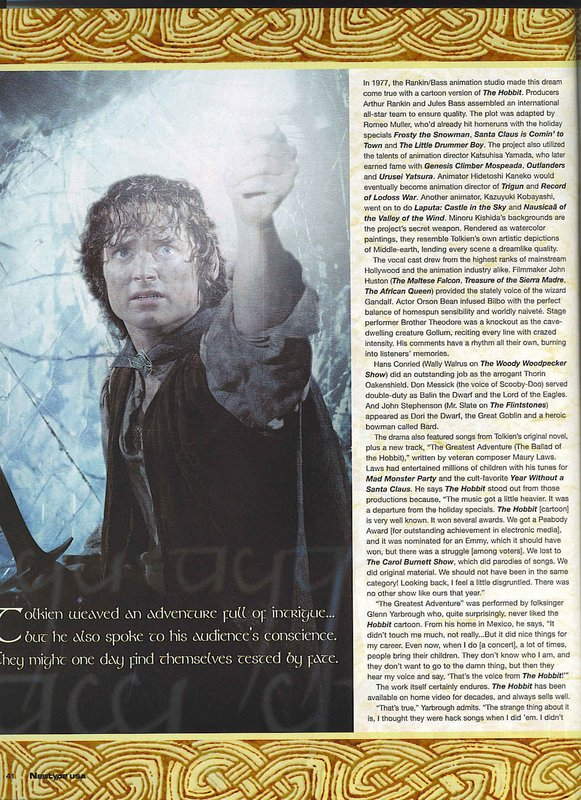 Media Watch: NewType Magazine Talks ROTK - 581x800, 162kB
