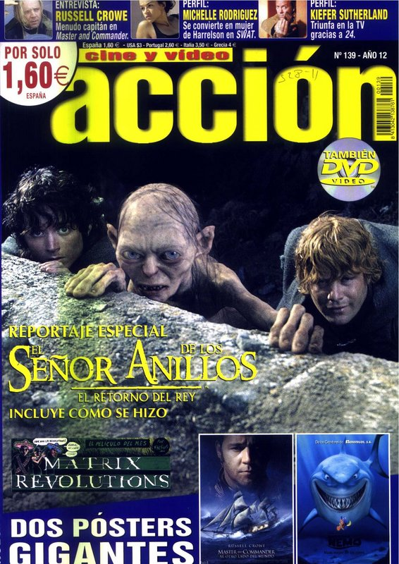 Media Watch: Accion Magazine - 566x800, 141kB
