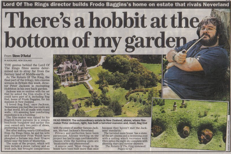 There's a Hobbit at the Bottom of My Garden - 800x536, 136kB