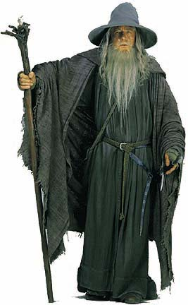 Movie Standups - Gandalf - 267x432, 25kB