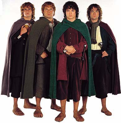 Movie Standups - The Hobbits - 390x396, 35kB