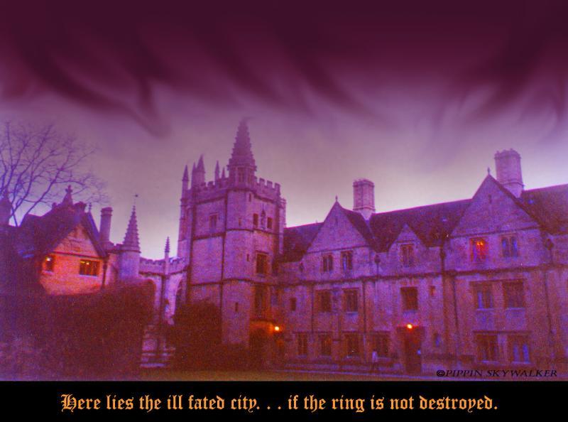 2001 Tolkien Odyssey: Oxford Landmarks - 800x594, 51kB