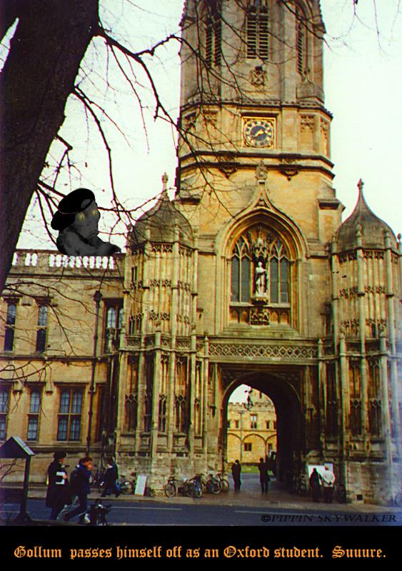 2001 Tolkien Odyssey: Oxford Landmarks - 563x800, 99kB