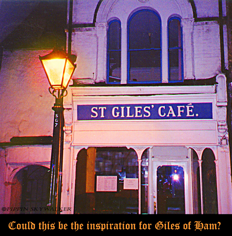 2001 Tolkien Odyssey: St. Giles Cafe - 789x800, 585kB