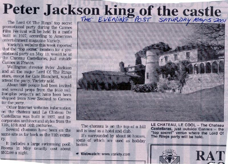 Peter Jackson, King of Cannes Castle? - 800x574, 121kB