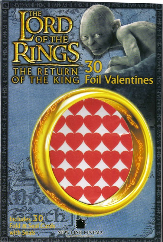 ROTK Valentine's Day Items - Gollum - 539x800, 129kB