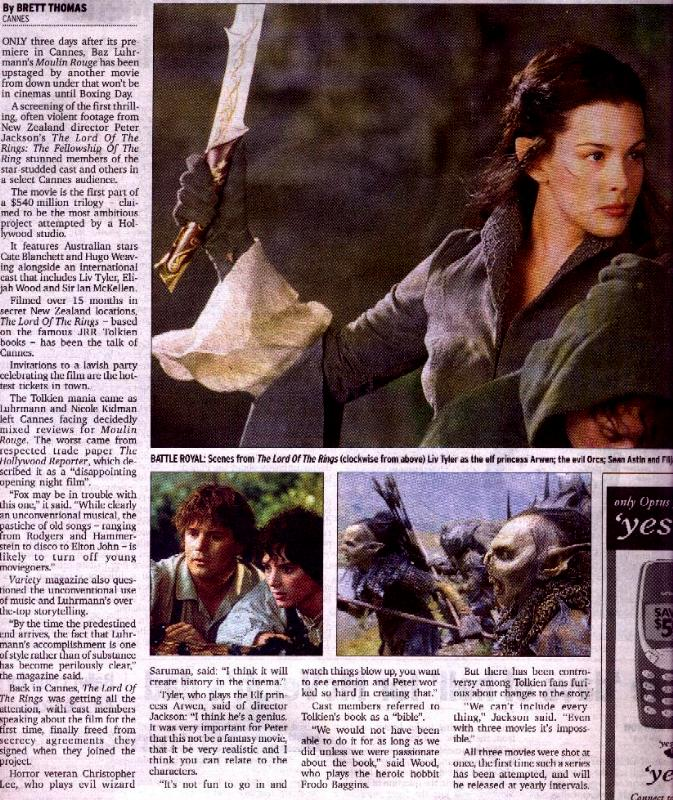Cannes 2001 - Ambushed by Hobbits - 673x800, 163kB