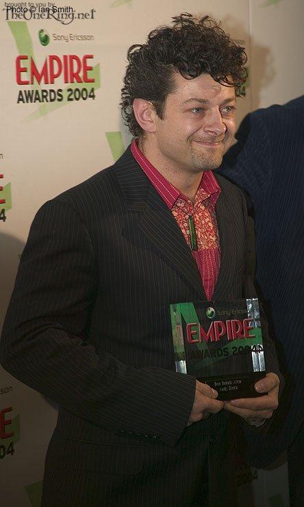 Empire Movie Awards 2004 - 444x740, 49kB