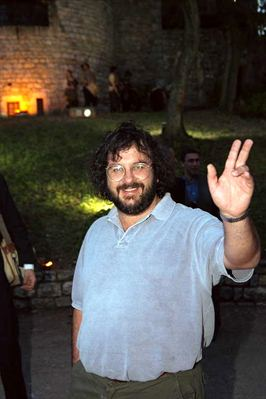 Cannes 2001 - Peter Jackson - 266x399, 18kB