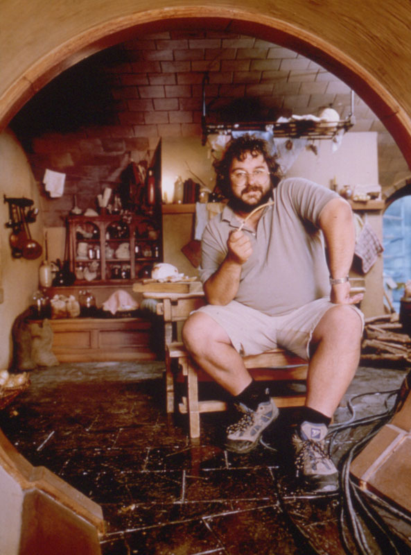 Peter Jackson - Cannes 2001 Slide - 593x800, 103kB