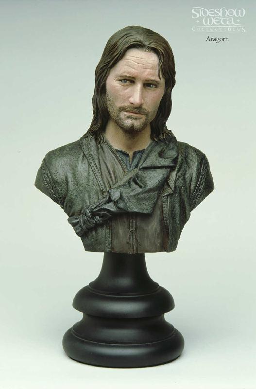 Aragorn, Son of Arathorn, Bust - 527x800, 39kB