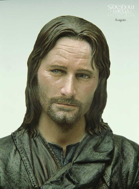 Aragorn, Son of Arathorn Bust - 587x800, 64kB