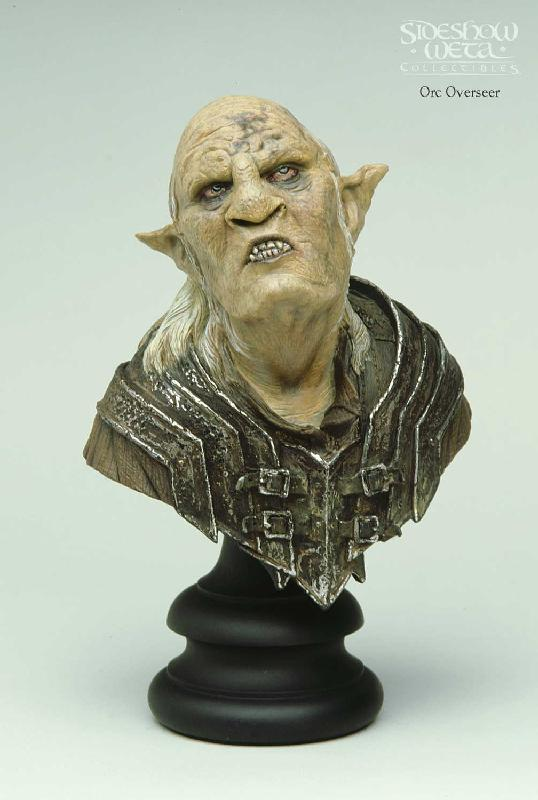 The Orc Overseer Bust - 538x800, 45kB