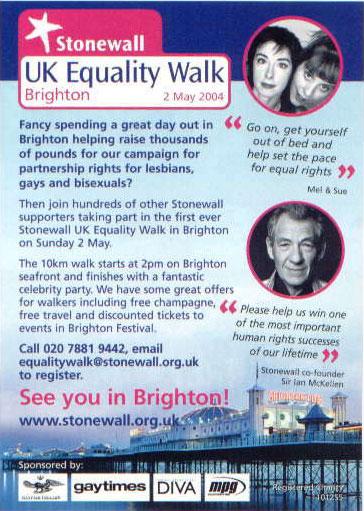 Equality Walk Ad Featuring Ian McKellen - 364x511, 72kB