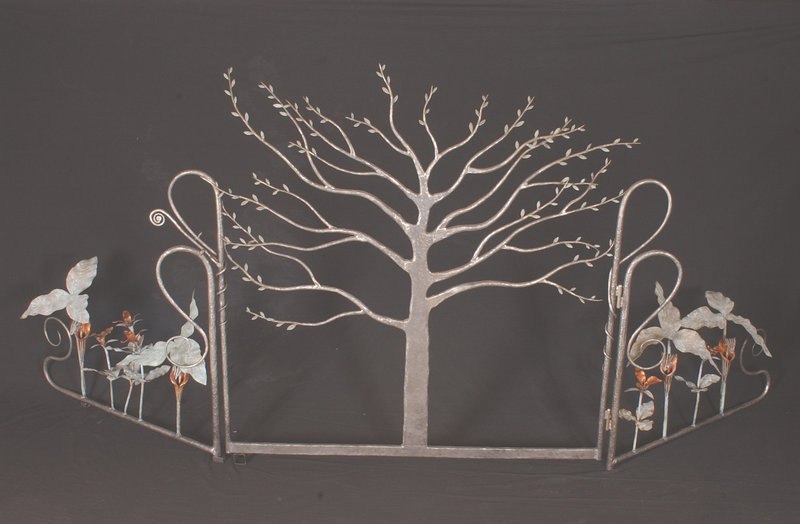Samples of blacksmith art - 800x524, 51kB