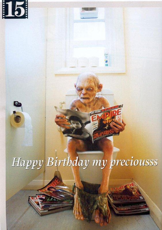 Happy Birthday My Precious - 563x800, 78kB