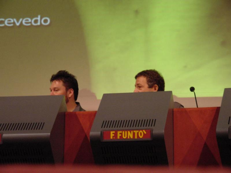 Weta Digital Conference in Milan - 800x600, 39kB