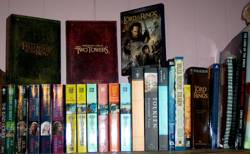 TORN Fans And Their ROTK DVD! Gallery III - 800x495, 116kB