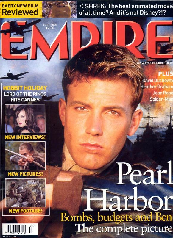 Empire Magazine Cover - July 2001 - 581x800, 109kB