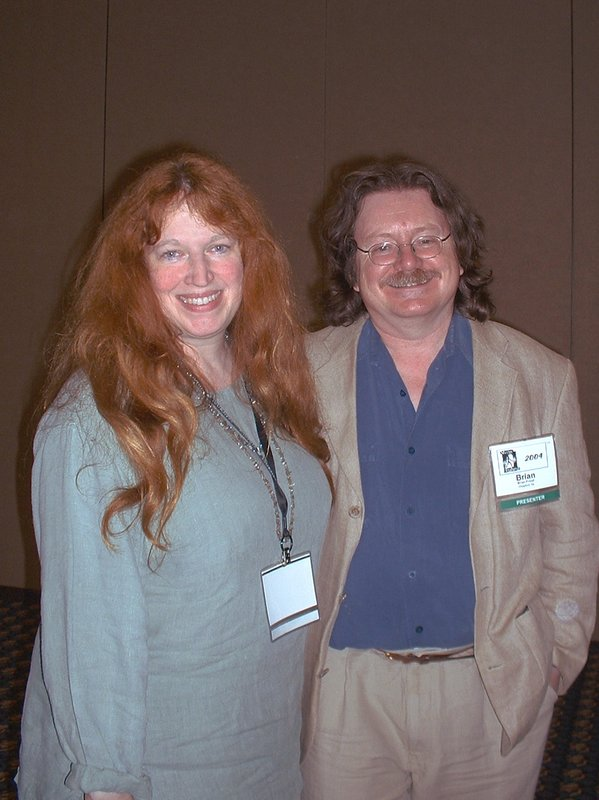 Wendy and Brian Froud - 599x800, 74kB