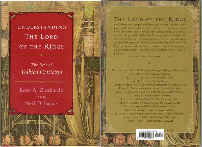 Understanding The Lord of the Rings: The Best of Tolkien Criticism - 800x580, 120kB