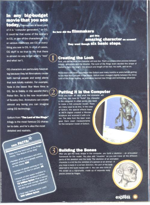 howstuffworks Magazine Talks Gollum - 500x682, 81kB