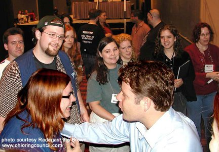 Sean Astin at Origins - 432x301, 41kB