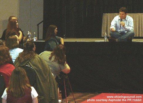 Sean Astin at Origins - 487x352, 35kB