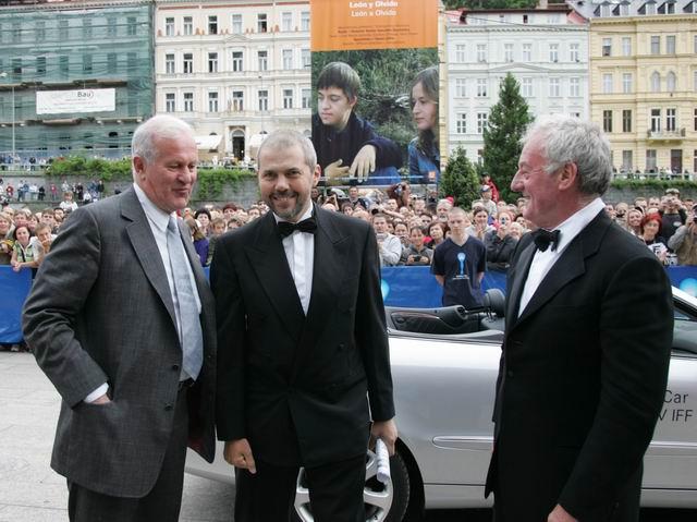 More Karlovy Vary Film Festival Images - 640x479, 67kB