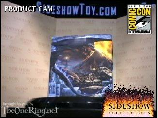 Comic-Con 2004 ROTK:EE DVD SET PICS! - 326x243, 21kB