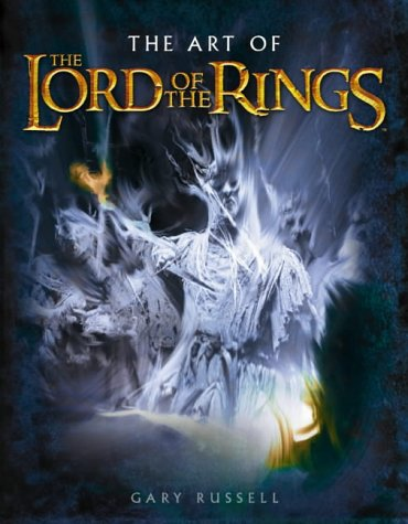 """The Art of the """"Lord of the Rings"""" Trilogy - 370x475, 39kB"""