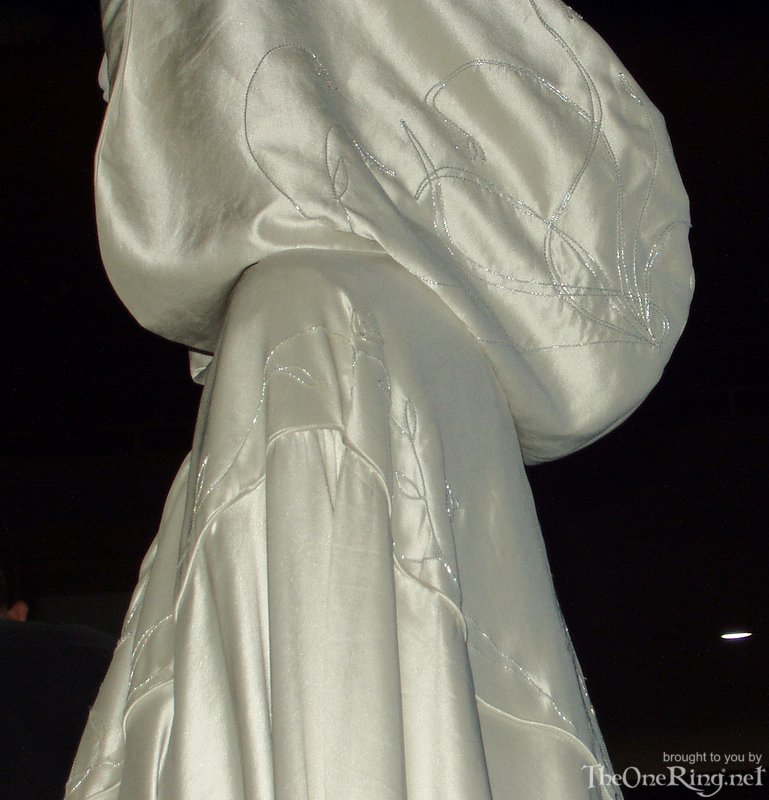 galadriel Costume - Side View - 769x800, 86kB