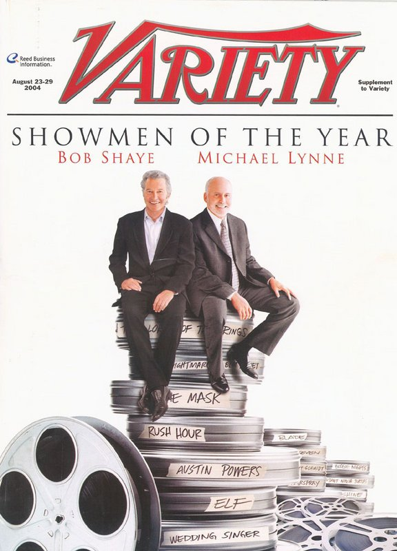 Shaye & Lynne: Showmen of the Year! - 576x800, 84kB