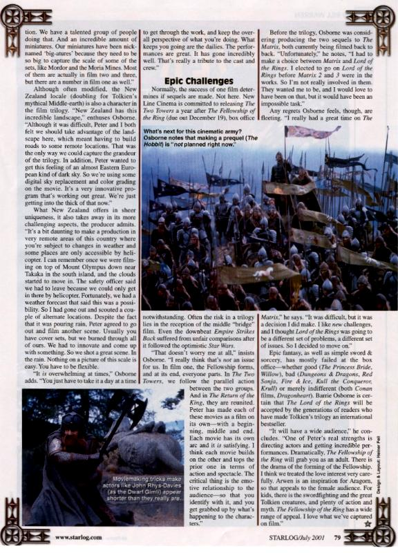 Starlog Talks To Barrie Osborne - Page 4 - 576x800, 123kB