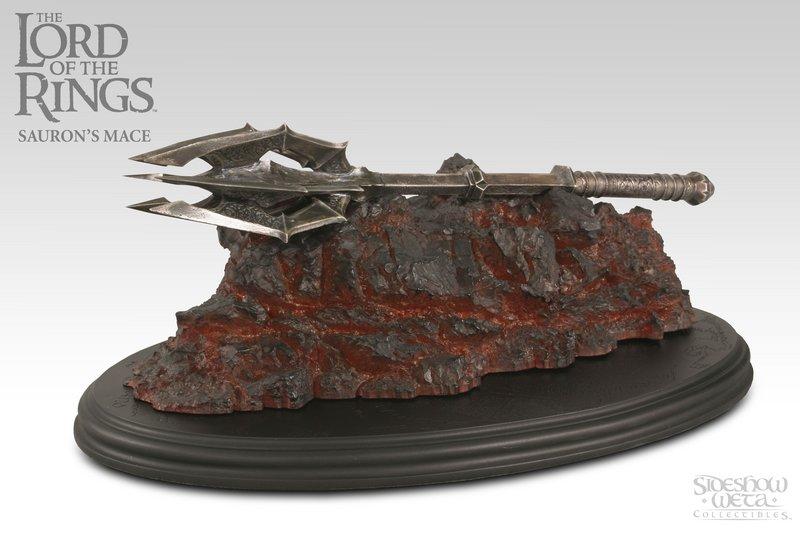 The Sauron's Mace Weapon Set - 800x533, 58kB