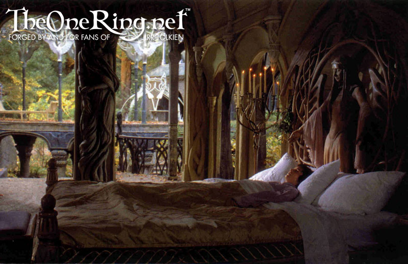 Close-Up: Frodo In Rivendell - 800x517, 104kB