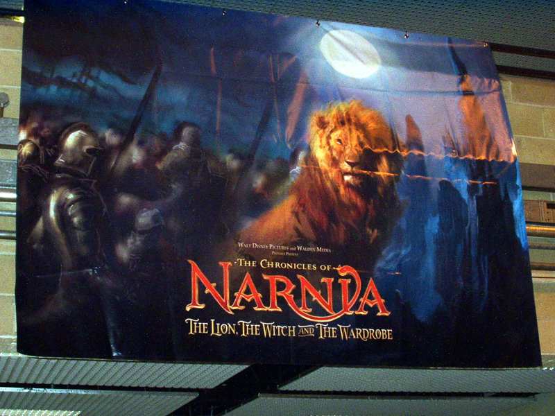 Narnia Poster Spotted - 800x600, 314kB
