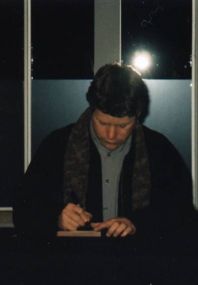 Sean Astin Booksigning: Westwood, CA - 393x566, 14kB