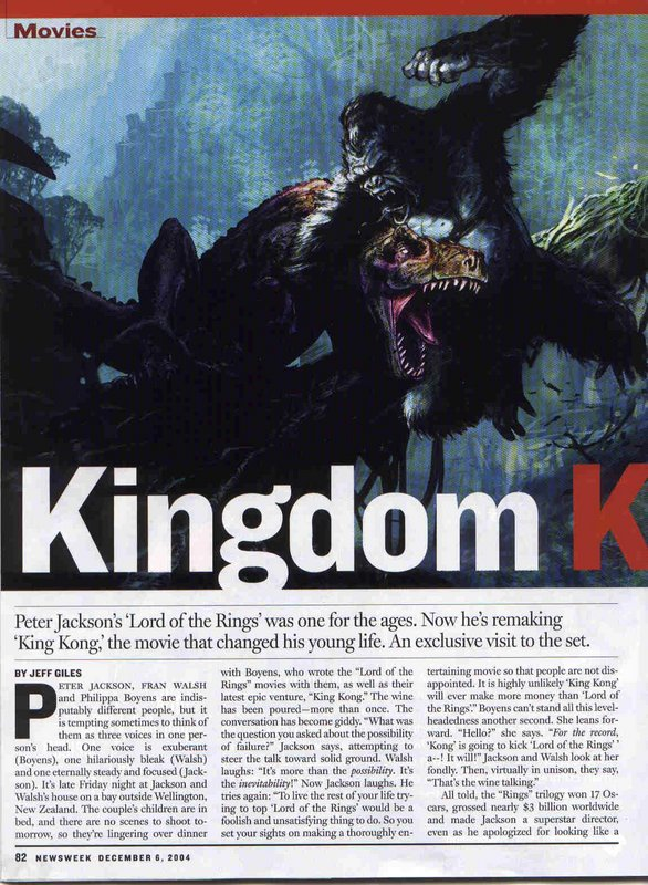 Kong Article in Newsweek - 586x800, 134kB