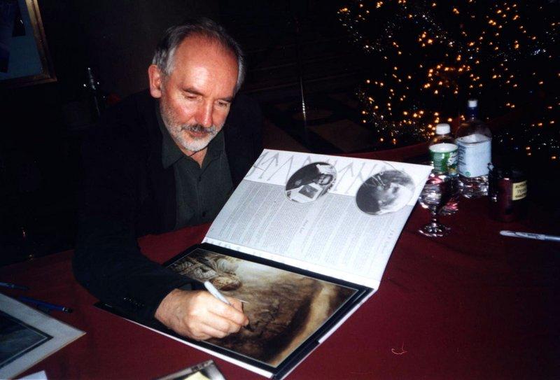 Alan Lee Booksigning Tour: Philadelphia - 800x543, 61kB