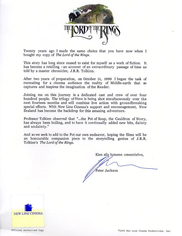 Peter Jackson Signed Letter - 618x800, 85kB