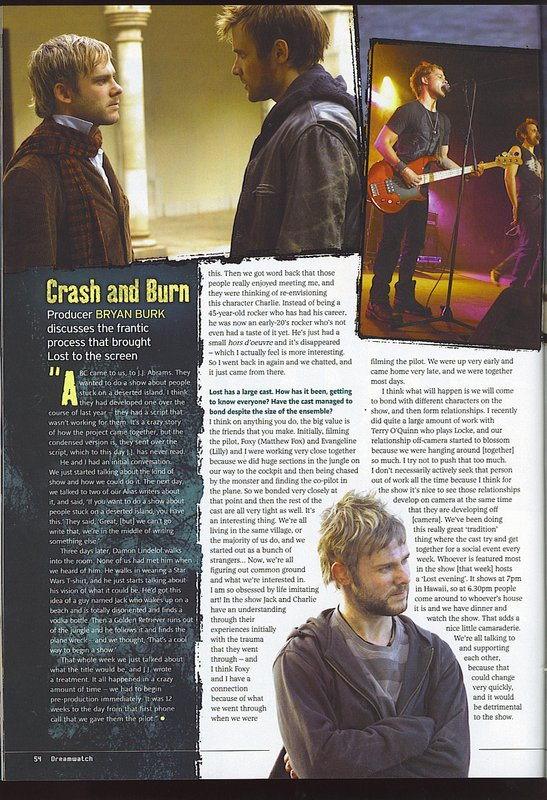 Monaghan in Dreamwatch Magazine - 547x800, 141kB
