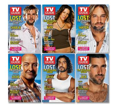 'Lost' TV Guide Covers - 380x347, 36kB