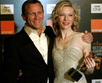 British Academy Film Awards 2005 - 409x333, 22kB